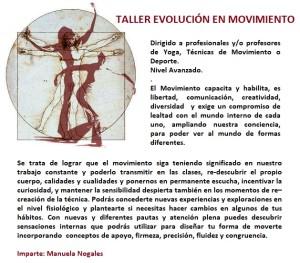 Evolución en Movimiento